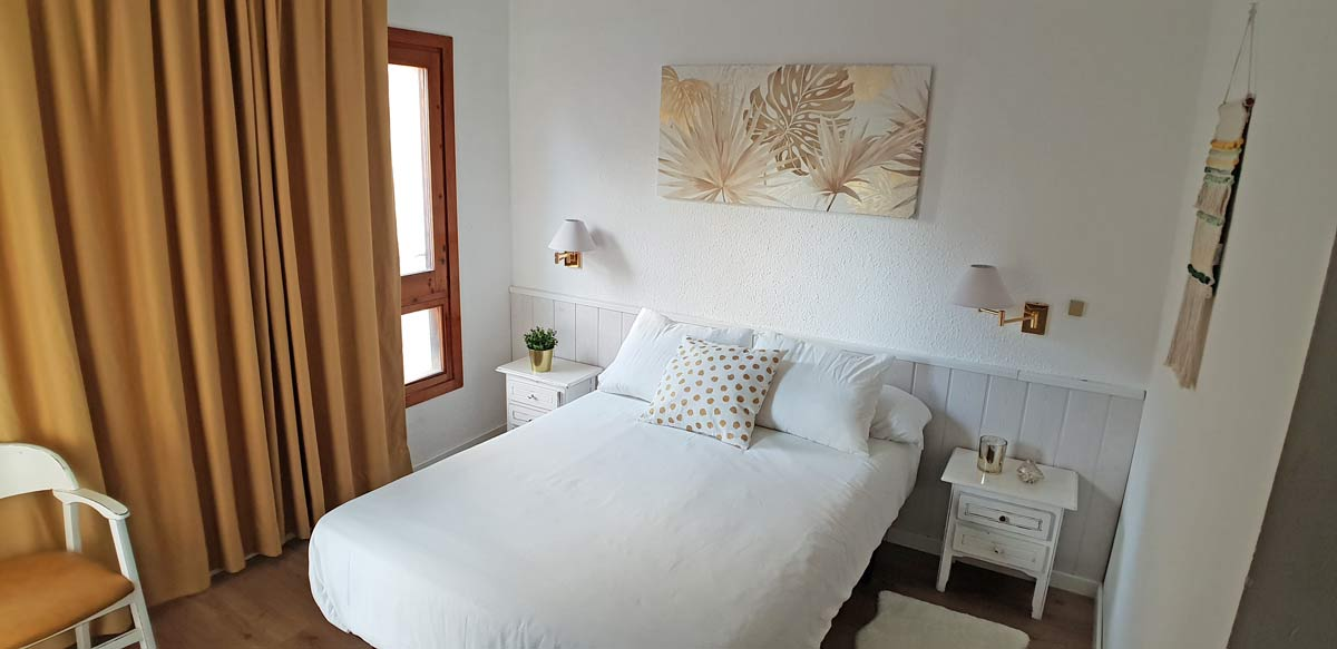 Rooms updated in 2019