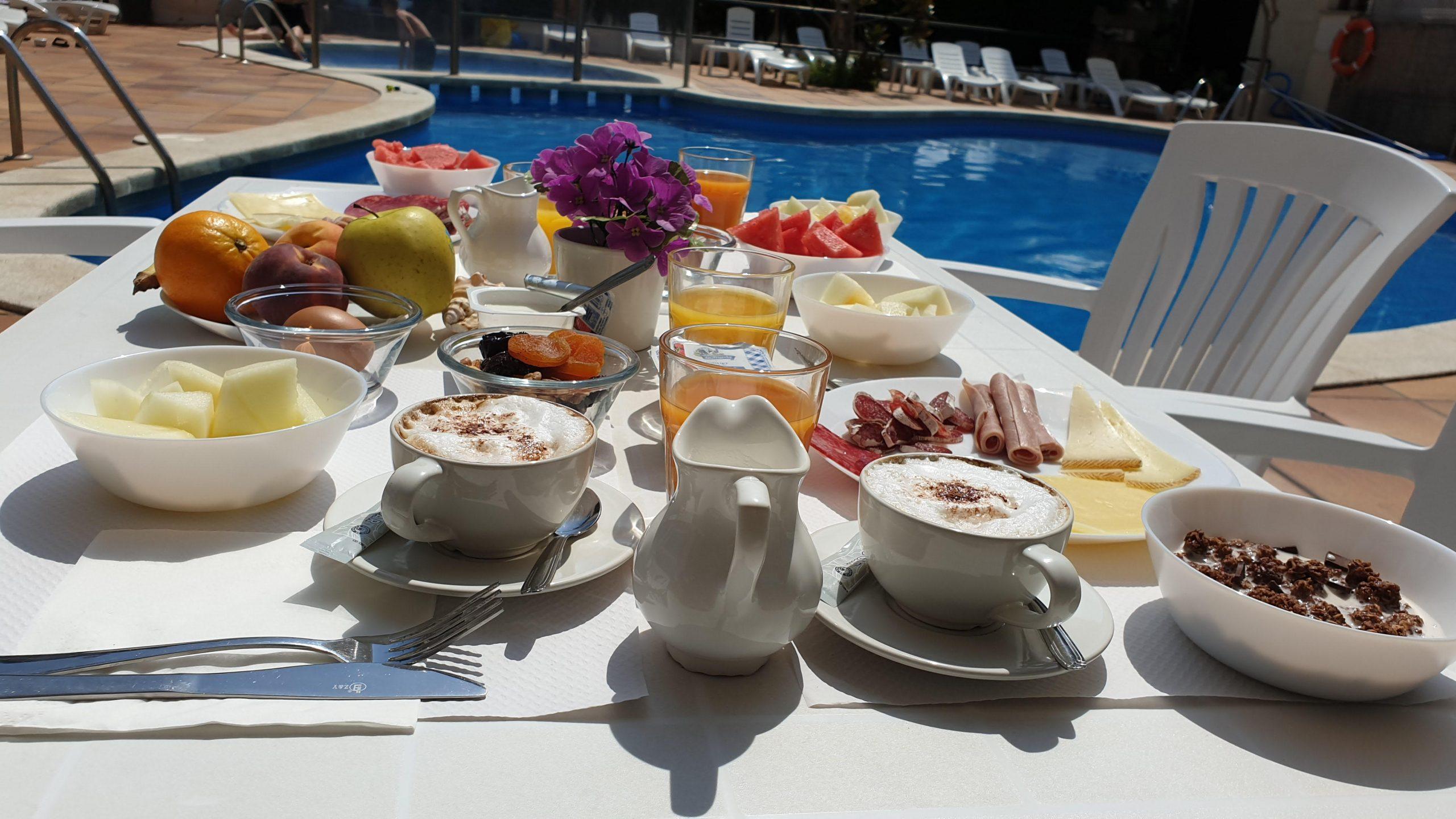 Esmorzar continental